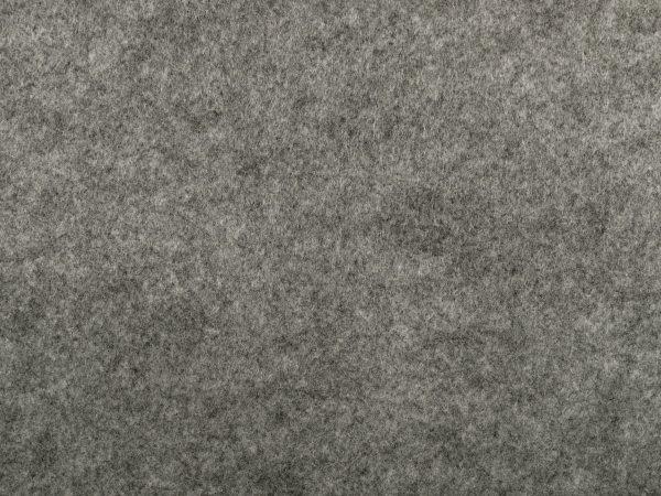 filz meterware grau melange st rke ca 1 5mm ca 90cm filzstoffe bekleidungsstoffe. Black Bedroom Furniture Sets. Home Design Ideas