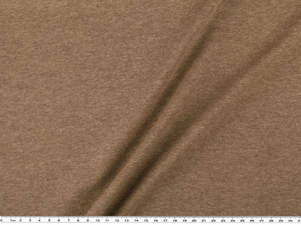 toller sommer jersey rehbraun meliert 150cm sweatshirtstoffe bekleidungsstoffe stoffe. Black Bedroom Furniture Sets. Home Design Ideas