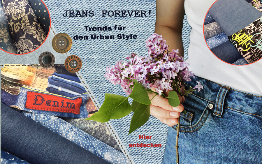 Jeans Stoffe