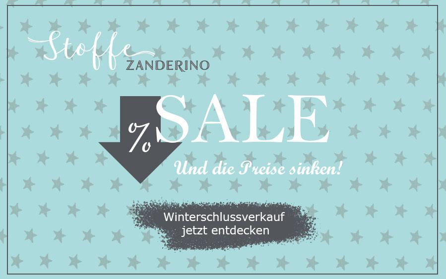 Winterschluss Verkauf