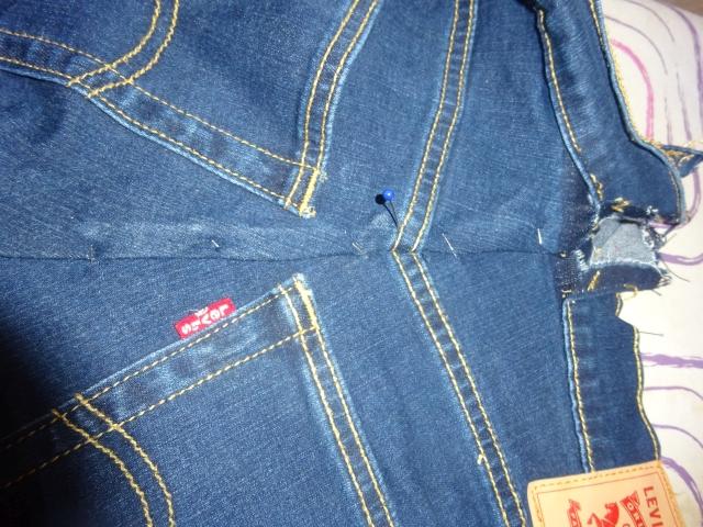 Machen jeans bund weiter Jeans weiten