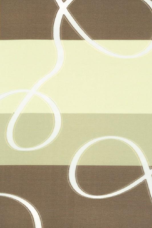 Schlaufenschal 245cmx144cm braun beige schlaufenschals fertig gardinen wohnaccessoires - Gardinen braun beige ...
