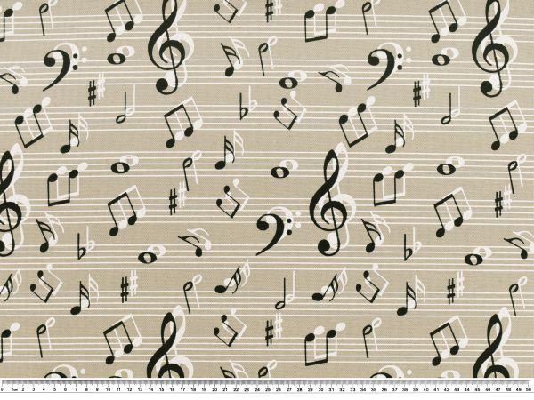 music was my first love tolle musikstoffe bei zanderino stoffe zanderino. Black Bedroom Furniture Sets. Home Design Ideas