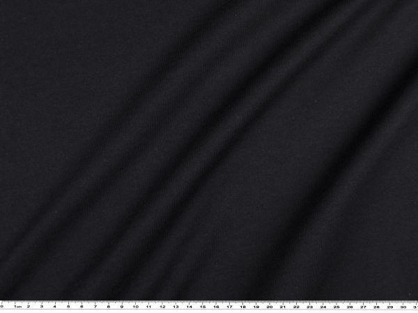 150cm Sweatshirtstoff marine Innenseite aufgeraut uni