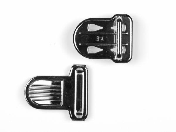 steckschnalle steckverschlu metall 4x5cm. Black Bedroom Furniture Sets. Home Design Ideas