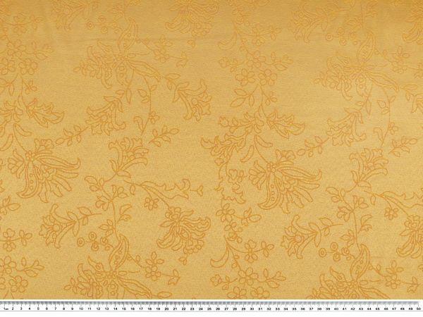 harmonischer dekostoff blumen melone 140cm tischw sche dekostoffe stoffe stoffe zanderino. Black Bedroom Furniture Sets. Home Design Ideas