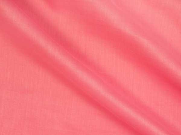 130 cm ca rosé schweres Leinen uni