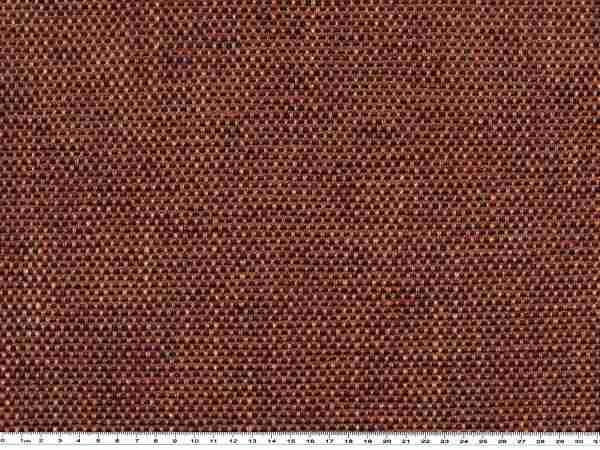 Schwerer Strapazierfähiger Polsterstoff Rot Orange 145cm
