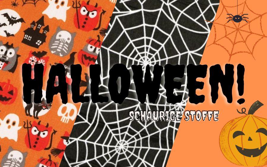 Halloween Stoffe