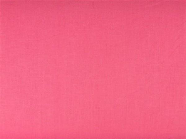 Beschichteter Bw Stoff Abwaschbar Uni Pink140cm