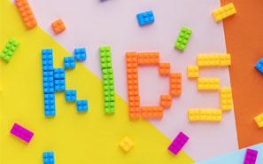 Stoffe für Kinder