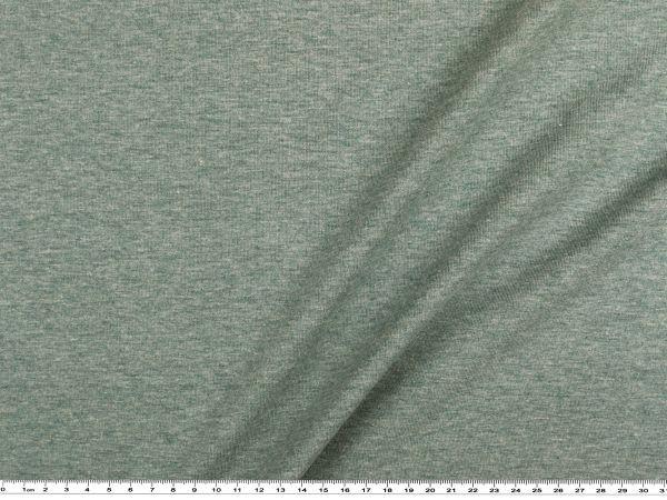 blau grau-meliert 150cm Toller Sommer-Jersey