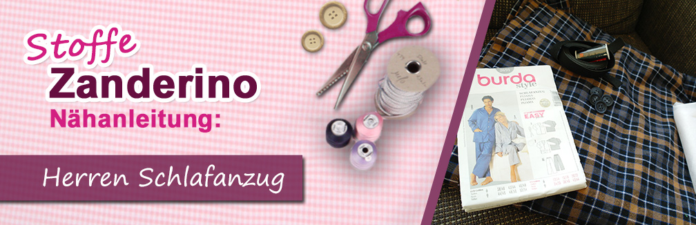 Nähanleitung Schlafanzug Nähen Kreativ Blog Stoffe Zanderino